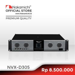 Amplifier Nakamichi NVX-D305