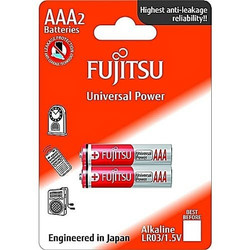 Baterai AAA Fujitsu Alkaline High Power Battery A2 LR6 1.5V