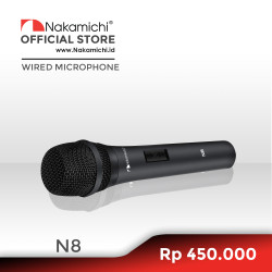 Wired Microphone Nakamichi N8 (NEW ARRIVAL)