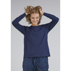 Ultraviolet Textured Knit Inner Top 292