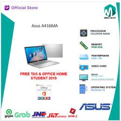 "ASUS X441MA N4000 4GB 1TB Intel HD 14""HD W10 GA011T/GA012T/GA013T"