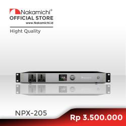 Power Sequencer Nakamichi NPX-205