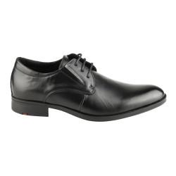 Sepatu Pantofel Pria Asap 1FA Black
