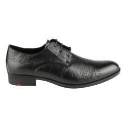 Sepatu Pantofel Pria Asap 2FA Black