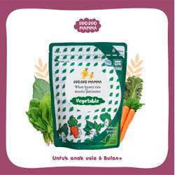 Ddo Ddo Mamma Vegetables 6M+