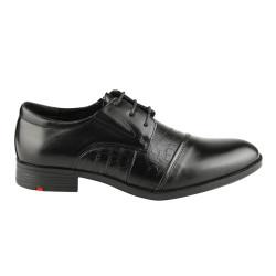 Sepatu Pantofel Pria Asap 4FA Black