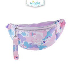 Wigglo Junior Waist Bag Sweet Purple