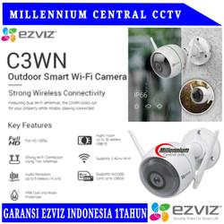 EZVIZ C3WN 2MP 1080P OUTDOOR SMART WIFI CAMERA