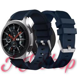 Strap Silikon Band Model Original Samsung Galaxy Watch 46mm SM R800