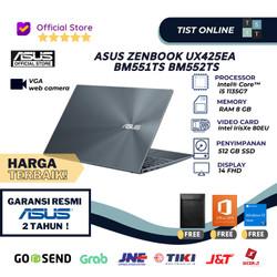 Asus Zenbook UX425EA BM551TS BM552TS - i5 1135G7 8GB 512ssd W10 OFFICE