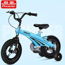 Sepeda Anak Phoenix Ukuran 12 Inci Model Terbaru Asli Impor Murah