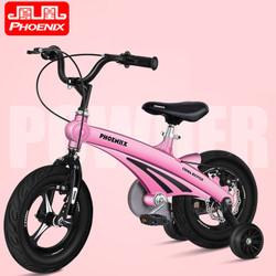 Sepeda Anak Phoenix Ukuran 14 Inci Untuk Usia 3-5 Tahun Asli Impor