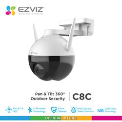Ezviz C8C Outdoor Pan Tilt Wifi IP Camera Color Night Vision H.265