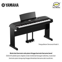 Yamaha DGX670 / DGX 670 Digital Piano
