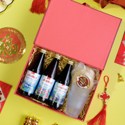 VOELKEL CHINESE NEW YEAR HAMPERS - JOYOUS PROSPERITY