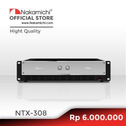 Power Amplifier Nakamichi NTX-308