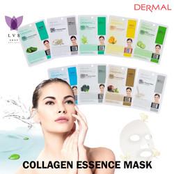 [BPOM] Dermal - Collagen Essence Mask (9 Variant) LVSSHOP