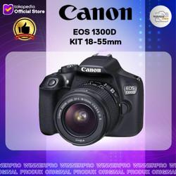 KAMERA CANON EOS 1300D KIT 18-55mm / CANON 1300D / EOS 1300D