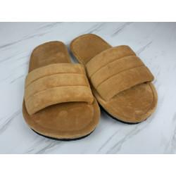 Sandal ROMANTIC Home Series Rumah Bulu Aesthetic cuci anti slip import