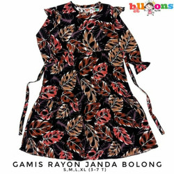 Jual Baju Gamis Janda Bolong Murah Harga Terbaru 2020