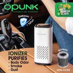 IONIZER AIR PURIFIER Mobil OPUNK BONUS HEPA FILTER