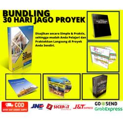 BUKU 30 JAGO PROYEK I BUKU Arsitek, Civil Engineer