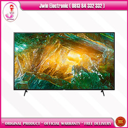 SONY 65X8000H 4K UHD HDR Smart & Android LED TV 65 Inch KD-65X8000H