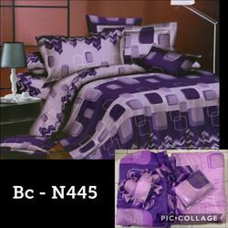 Bed cover Set + Sprei Ukuran 180X200 Natasha Bedsheet King size