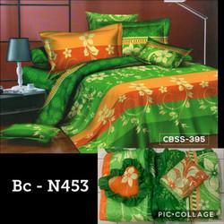 Bed cover Set + Sprei set Natasha Bedsheet Uk 180X200 King size no.1