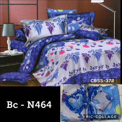 Promo Bedcover Set + Sprei Ukuran King size 180X200 Natasha Bedsheet