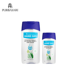 Buy 1 Hand Sanitizer Gel 125ml Get 1 Free Hand Sanitizer Gel 50ml
