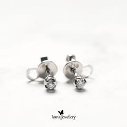 Diamond Earring - Jane - Ivana Jewellery