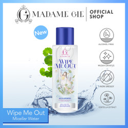 Madame Gie Madame Wipe Me Out Micellar Water - Make Up Remover