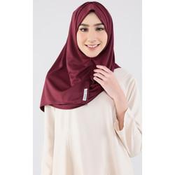 Syakiya Hijab Mask 04 Maroon