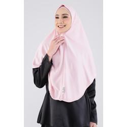 Cyra Hijab Mask 05 Baby Pink