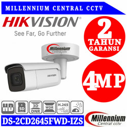 HIKVISION DS-2CD2645FWD-IZS 4 MP Powered by DarkFighter Varifocal