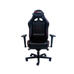 STRACING GAMING CHAIR READY STOCK FULL BLACK