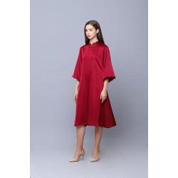Modern Cheongsam Dress Premium CELESTE by Plopherz One Size