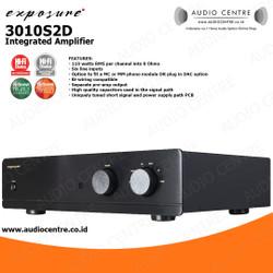 Exposure 3010S2D 3010 S2D Integrated Amplifier