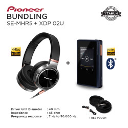 Bundling Super with XDP-02U and MHR5