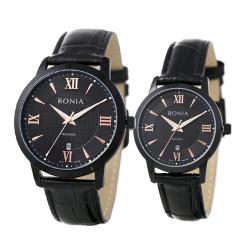 Jam Tangan Couple Jam Tangan Bonia Rosso BR166-1733 dan BR166-3733