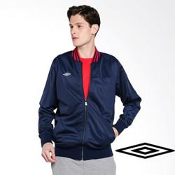Umbro Sports Harrington Jacket Olahraga Pria - Navy [64580U-ESS]