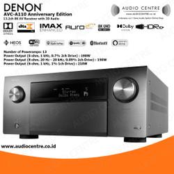 Denon AVC-A110 AVC A110 Anniversary Edition 13.2 ch 8k av receiver
