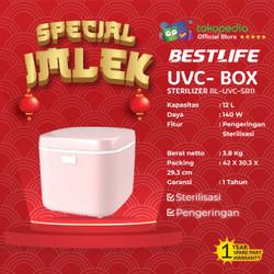 Bestlife UVC Sterilization Box (Pink)