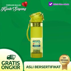 Botol Minum Mega 6 Far Infrared Hydrogen Water 600ml