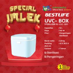 Bestlife UVC Sterilization Box (Blue)