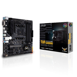 ASUS TUF Gaming A520M-Plus AMD AM4 A520 Micro ATX Motherboard