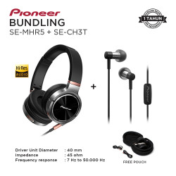 Special Bundling with MHR5 and SE-CH3T