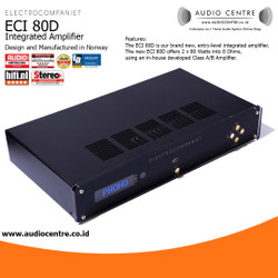 Electrocompaniet ECI 80D eci 80d Integrated Amplifier made in norway