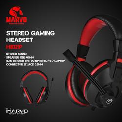 Marvo Headset Gaming H8321P - Stereo Gaming Headset